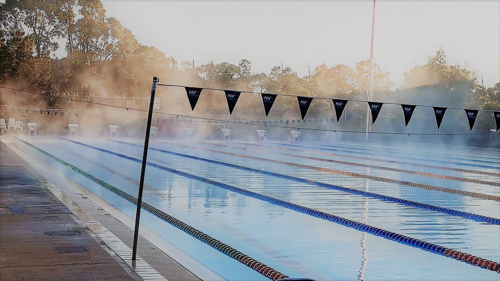 HBF Stadium Outdoor 8-Lane Pool