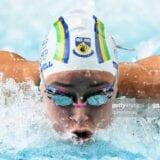 Dual Olympian and UWA West Coast Swimming Club Member Brianna Throssell