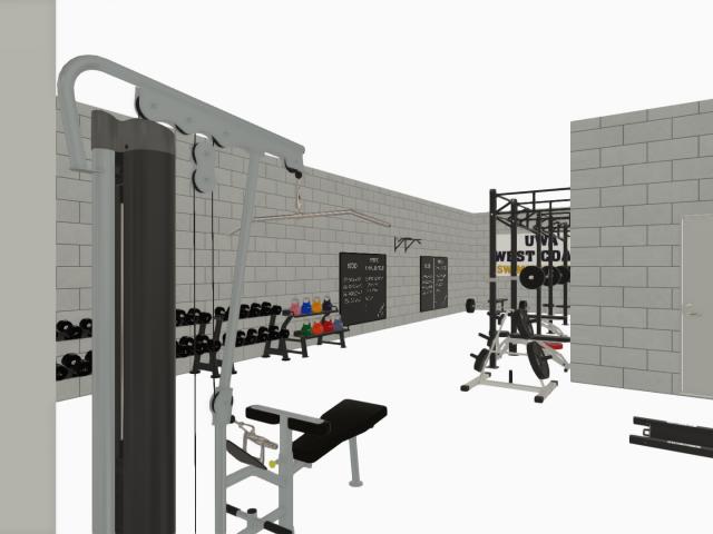 UWA West Coast Gym