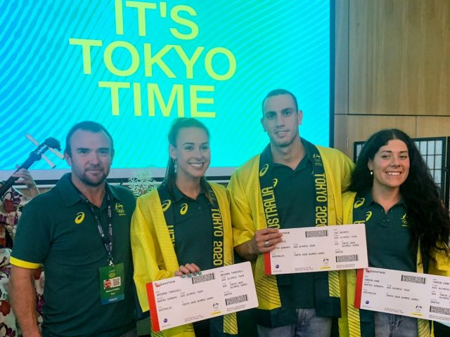 2021 Tokyo Olympics Qualifiers
