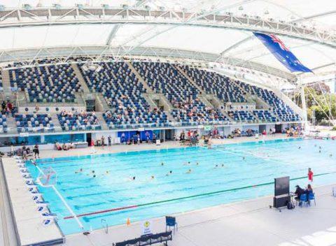 Melbourne Sports Centres- MSAC
